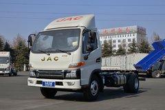 江淮 帅铃E中体 152马力 4.15米单排厢式轻卡(HFC5043XXYP91K12C2V) 卡车图片