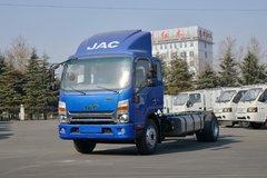 江淮 帅铃Q7 160马力 5.175米单排仓栅式轻卡(宽体)(国六)(HFC5128CCYP71K2D1S) 卡车图片