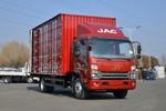 江淮 帅铃Q7 160马力 4.845米排半厢式轻卡(宽体)(国六)(HFC5128XXYP71K2D1S)图片