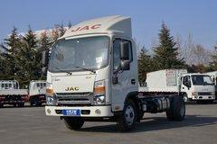 江淮 帅铃Q3 130马力 3.7米单排仓栅式轻卡(HFC5041CCYP73K1B4S) 卡车图片