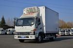 江淮 骏铃V6 冰博士 159马力 4X2 4.015米冷藏车(HFC5048XLCP31K5C7S)图片