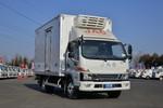 江淮 骏铃V6 冰博士 150马力 4X2 4.03米冷藏车(凯雪JK4800)(HFC5045XLCP32K4C7S)