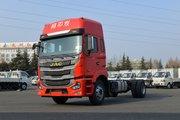 江淮 格尔发A5X 中卡 220马力 4X2 6.8米仓栅式载货车(HFC5181CCYP3K2A50KS)