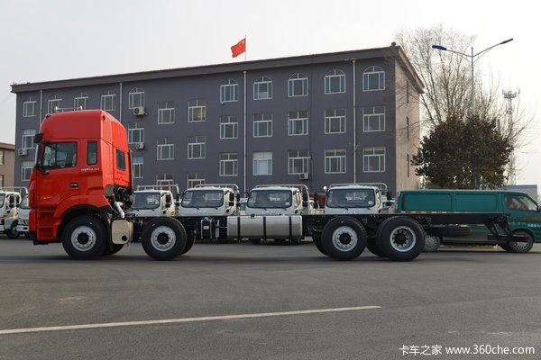 优惠3000元漯河格尔发K5载货车促销中
