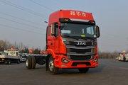 江淮 格尔发A5X中卡 240马力 4X2 6.8米厢式载货车(HFC5181XXYP3K2A50S2V)