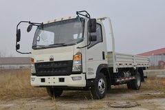 中国重汽HOWO 统帅 110马力 4.165米单排栏板轻卡(窄体)(ZZ1047C3314E145-2) 卡车图片
