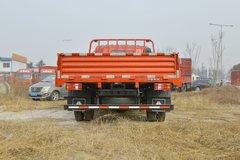 中国重汽HOWO 统帅 110马力 4.165米单排栏板轻卡(ZZ1047C3314E145-2)