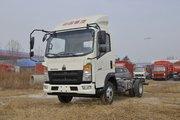 中国重汽HOWO 追梦 经典款 110马力 3.65米单排栏板轻卡(万里扬6挡)(ZZ1047C3314E145-2)