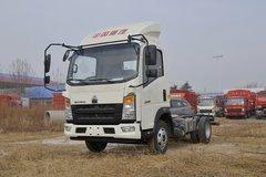 中国重汽HOWO 追梦 经典款 110马力 3.65米单排栏板轻卡(万里扬6挡)(ZZ1047C3314E145-2) 卡车图片