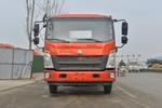 中国重汽HOWO 悍将 130马力 4.15米单排栏板轻卡(窄体)(ZZ1047F3314F145)图片