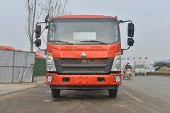 中国重汽HOWO 悍将 127马力 4.15米单排栏板轻卡(ZZ1047F3114F145)图片