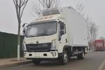 中国重汽HOWO 悍将 156马力 4X2 4.1米冷藏车(ZZ5047XLCH3315F145)图片