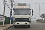 中国重汽HOWO 悍将 小金牛plus 130马力 3.8米排半冷藏轻卡(国六)(ZZ5047XLCH3315F144)