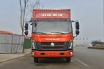 中国重汽HOWO 统帅 110马力 3.85米排半厢式轻卡(ZZ5047XXYF3214E145H)图片