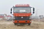 中国重汽HOWO 统帅 154马力 4.15米单排仓栅式轻卡(ZZ5047CCYF331BE143)图片