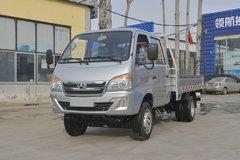 北汽黑豹 兴运G3 1.5L 116马力 汽油 3.1米双排栏板小卡(国六)(BAW1030W30KS)