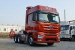 一汽解放 J7重卡 550马力 6X4 AMT自动挡牵引车(红色)(CA4250P77K25T1E5)图片