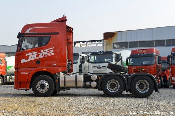 优惠0.8万苏州同和解放JH6牵引车促销