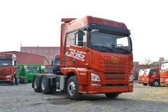 青岛解放 JH6重卡 领航版 460马力 6X4 危险品牵引车(CA4250P25K2T1E5A1) 卡车图片
