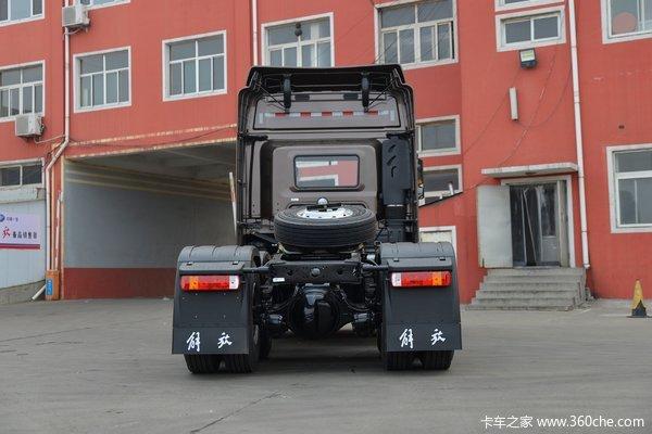 优惠0.7万解放JH6超轻版牵引车促销中