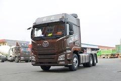 青岛解放 JH6重卡 卓越版 460马力 6X4牵引车(CA4250P26K15T1E5A80) 卡车图片