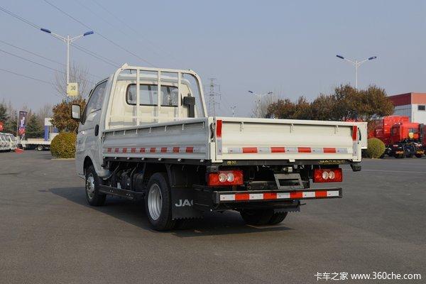 降价促销南京恺达X5载货车仅售4.98万