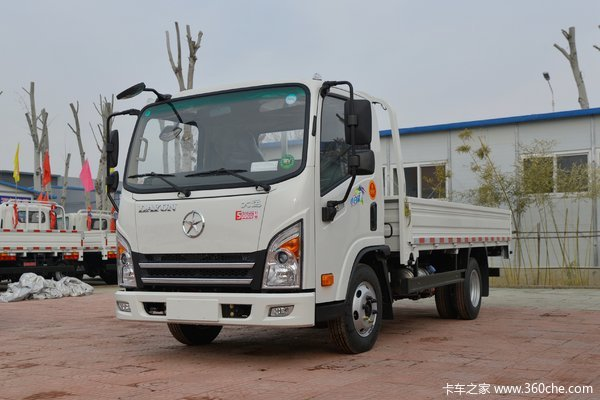 回馈客户大运新奥普力载货车仅售7.1万