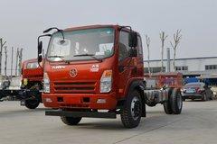 大运 奥普力 170马力 5.2米排半仓栅式轻卡(CGC5181CCYHDF52E) 卡车图片