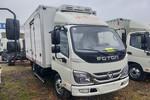 福田时代 小卡之星5 88马力 4X2 3.67米冷藏车(BJ5046XLC-AB)