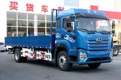 青岛解放 JK6中卡 220马力 4X2 6.8米栏板载货车(CA1180P28K1L4E5) 卡车图片