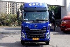 东风柳汽 新乘龙M3中卡 220马力 4X2 9.7米厢式载货车(LZ5180XXYM3AB1) 卡车图片
