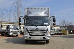 福田 欧马可S1系 156马力 4.14米单排厢式轻卡(国六)(BJ5048XXY8JEA-AB3)