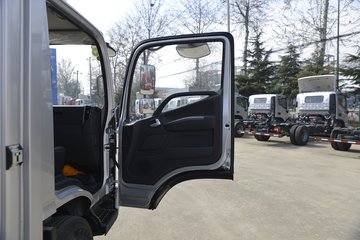 福田 欧马可S1系 156马力 4.14米单排厢式轻卡(国六)(BJ5048XXY8JEA-AB3)图片