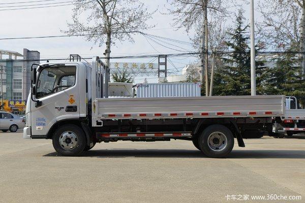福田 欧马可S1系 超值版 131马力 4.18米单排栏板轻卡(BJ1048V9JEA-FE)