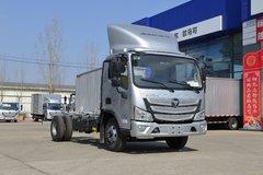 福田 欧马可S1系 156马力 4.14米单排厢式轻卡(全铝车架)(BJ5048XXY8JEA-AB3)