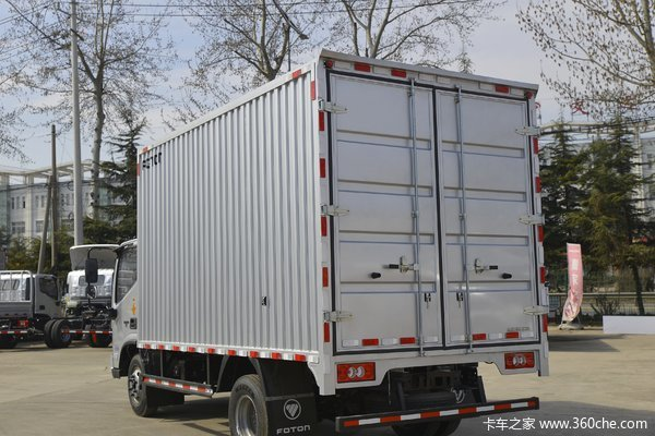 欧马可S1载货车限时促销中 优惠0.5万