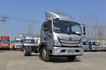 福田 欧马可S3系 190马力 5.25米排半厢式轻卡