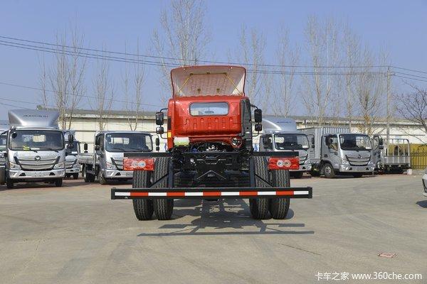 优惠1万 北京市欧马可S3载货车火热促销中