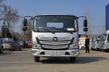 福田 欧马可S1系 156马力 4.17米排半栏板轻卡(4.875速比)(国六)(BJ1048V9JD6-F3)