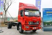 江淮 德沃斯V9 大金牛 220马力 4X2 6.8米厢式载货车(高顶)(HFC5180XXYP91K1D4NV)