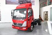 现代商用车 泓图200 150马力 4X2 4.145米单排仓栅式轻卡(国六)(CHM5040CCYEDF33T)