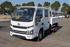 跃进 福运S80 95马力 4X2 3.05米自卸车(SH3043PEDBNS) 卡车图片