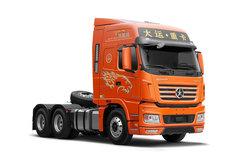 大运 N9H重卡 远航3.0版 460马力 6X4牵引车(CGC4250D5FCCK)