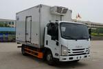 江西五十铃 翼放ES7 170马力 4X2 4.02米冷藏车(JMT5049XLCXGA26A)图片