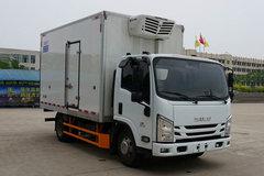 江西五十铃 翼放ES7 170马力 4X2 4.02米冷藏车(JMT5049XLCXGA26A)
