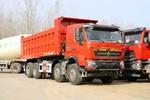 中国重汽 HOWO T7H重卡 540马力 8X4 8.8米自卸车(ZZ3317V486HF1)