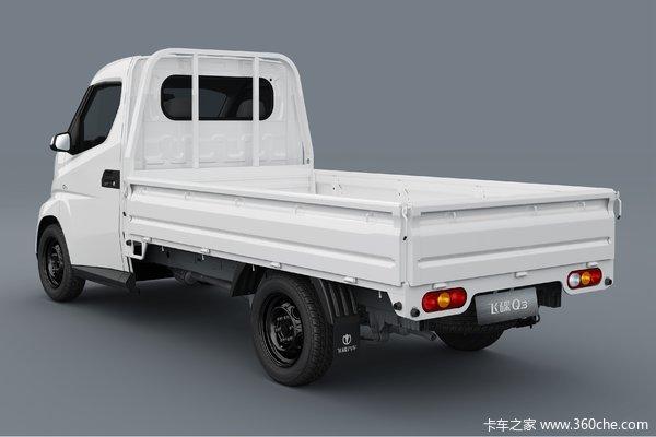 仅售4.78万飞碟Q3系列载货车新车发布