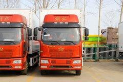 一汽解放 J6L中卡 2020款 领航版 220马力 4X2 冷藏车(宏昌天马)