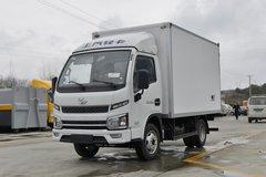 跃进 福运S80 112马力 4X2 3.55米冷藏车(SH5033XLCPEGCNZ) 卡车图片