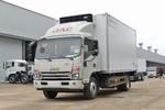 江淮 帅铃Q7 160马力 4X2 5.175米冷藏车(HFC5128XLCP71K2D1S)